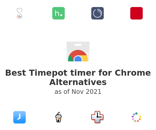 Best Timepot timer for Chrome Alternatives