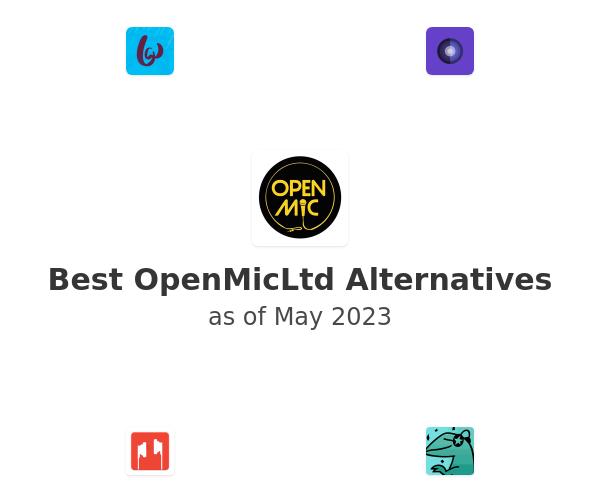 Best OpenMicLtd Alternatives