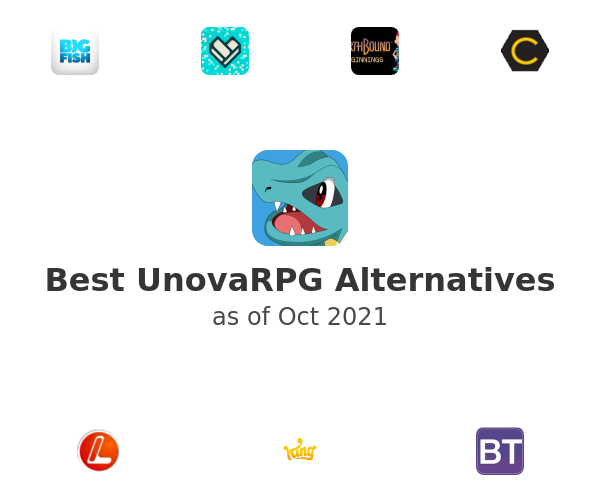 Best UnovaRPG Alternatives