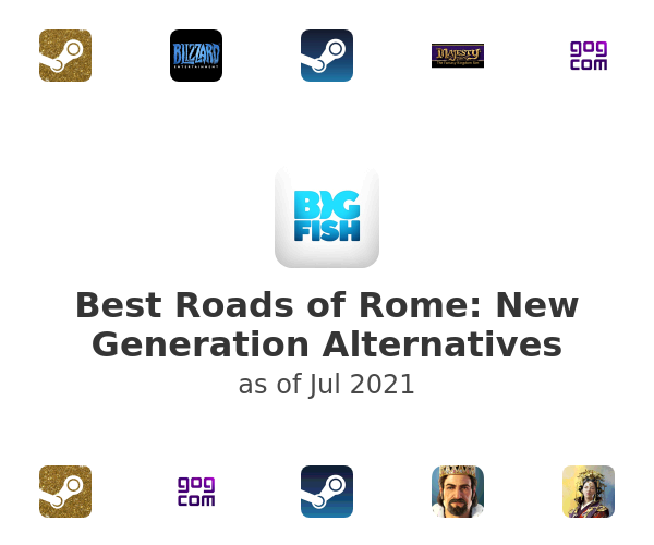 Best Roads of Rome: New Generation Alternatives
