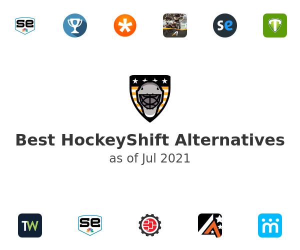Best HockeyShift Alternatives
