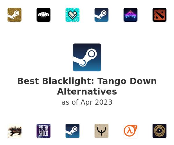 Best Blacklight: Tango Down Alternatives