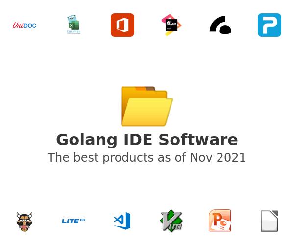 Golang IDE Software