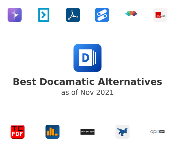 Best Docamatic Alternatives