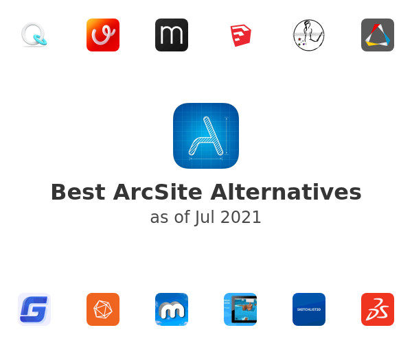 Best ArcSite Alternatives