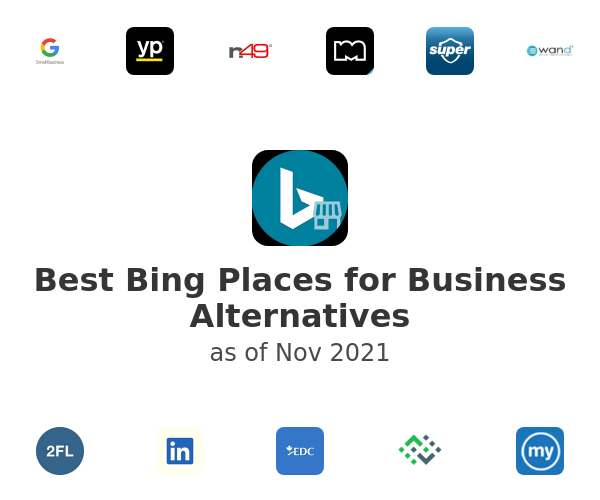 Best Bing Places for Business Alternatives