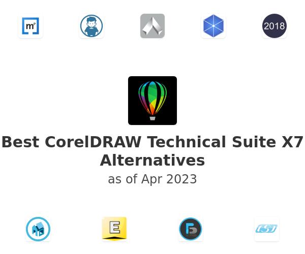 Best CorelDRAW Technical Suite X7 Alternatives