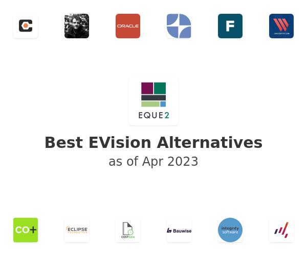 Best EVision Alternatives