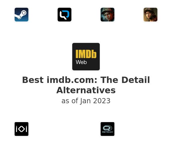 Best imdb.com: The Detail Alternatives