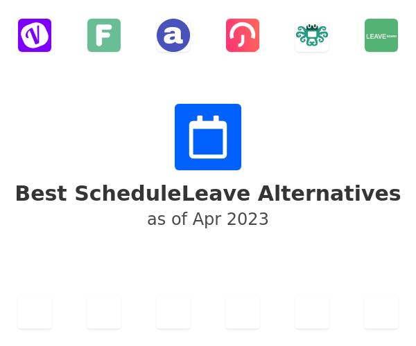 Best ScheduleLeave Alternatives