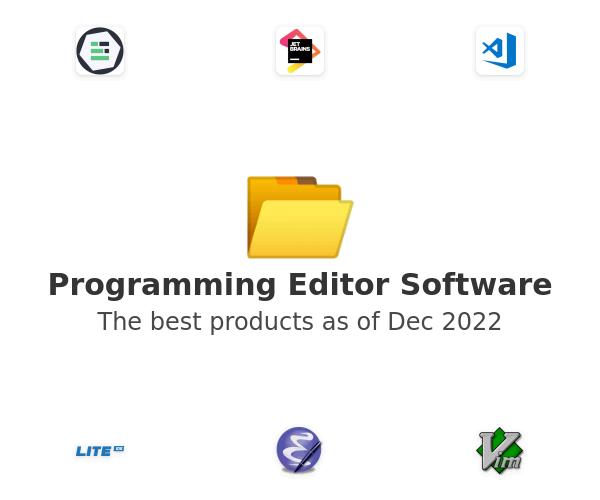 Programming Editor Software