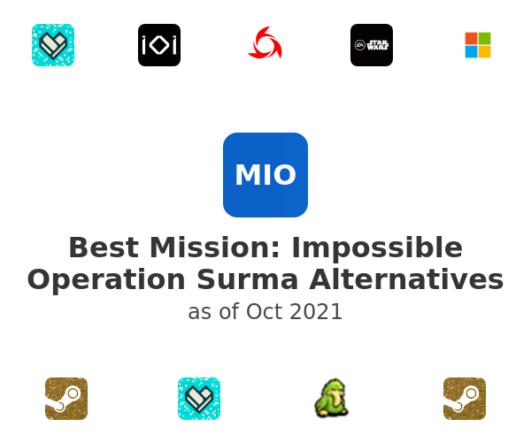 Best Mission: Impossible Operation Surma Alternatives