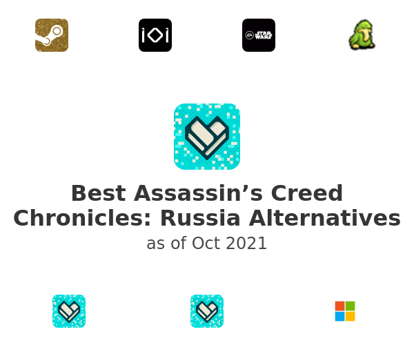 Best Assassin's Creed Chronicles: Russia Alternatives