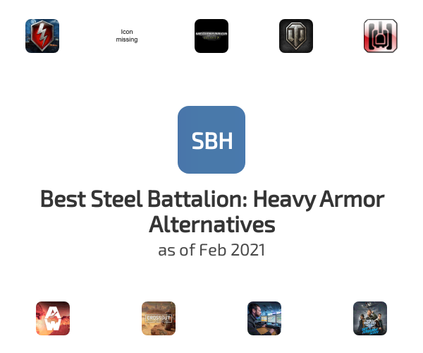 Best Steel Battalion: Heavy Armor Alternatives