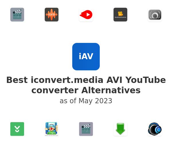 Best AVI YouTube converter Alternatives