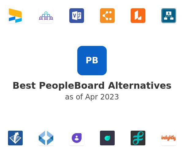 Best PeopleBoard Alternatives