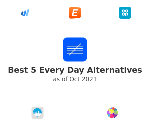 Best 5 Every Day Alternatives