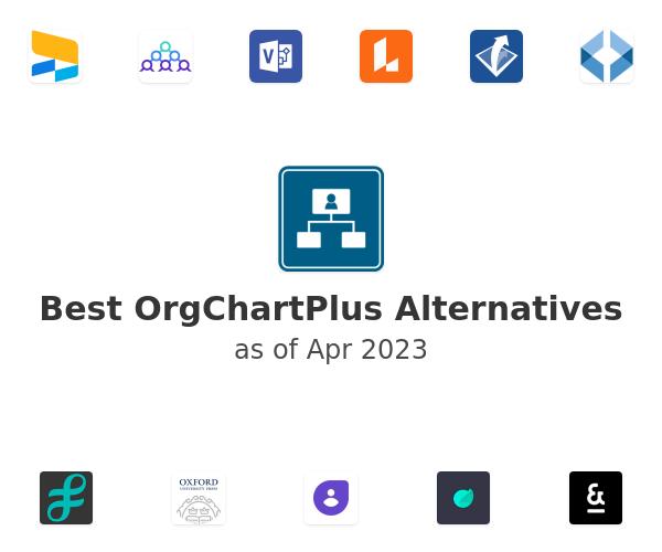 Best OrgChartPlus Alternatives