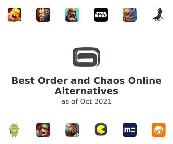 Best Order and Chaos Online Alternatives