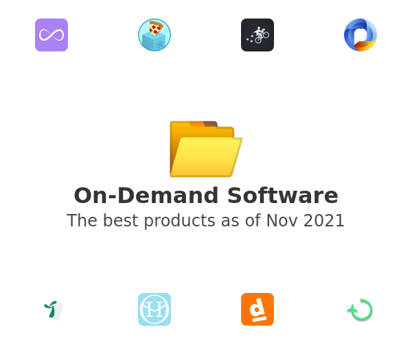 On-Demand Software