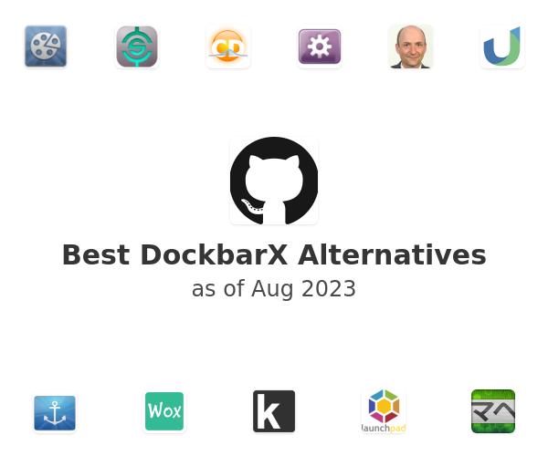 Best DockbarX Alternatives