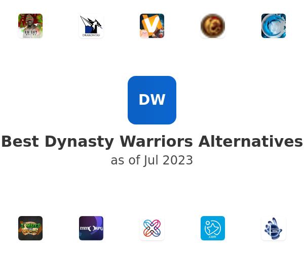 Best Dynasty Warriors Alternatives