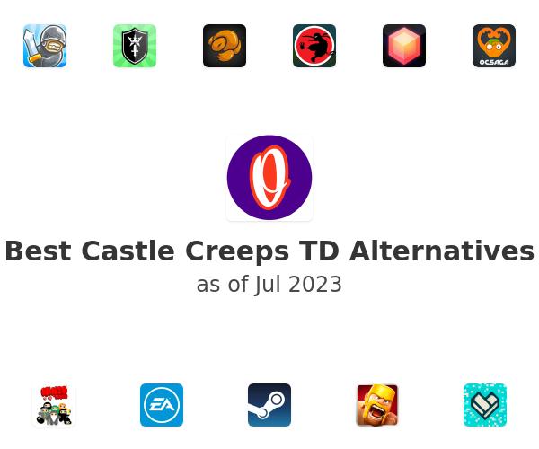 Best Castle Creeps TD Alternatives