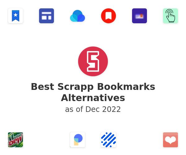 Best Scrapp Bookmarks Alternatives