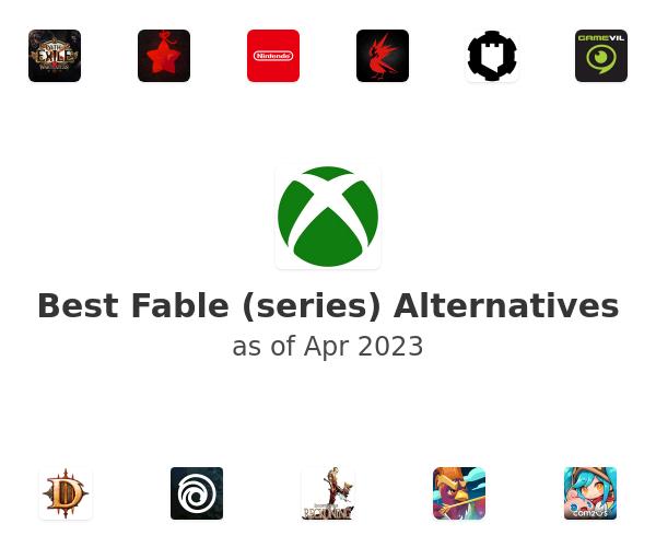 Best Fable (series) Alternatives
