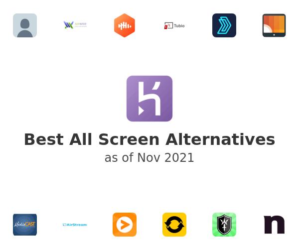 Best All Screen Alternatives