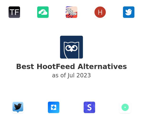 Best HootFeed Alternatives