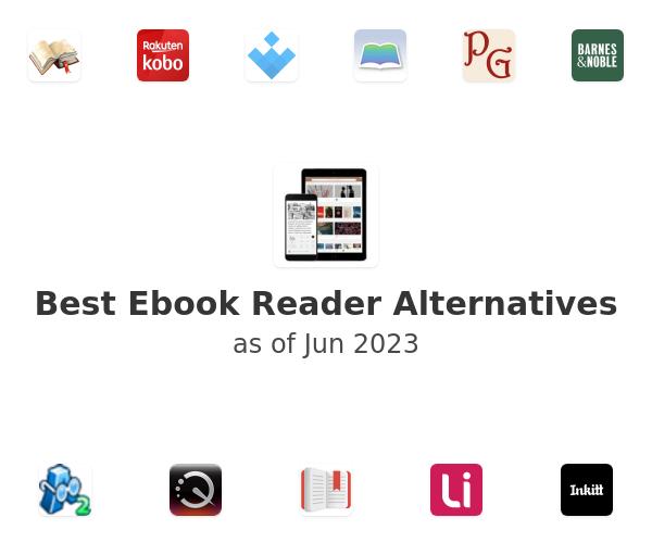 Best Ebook Reader Alternatives
