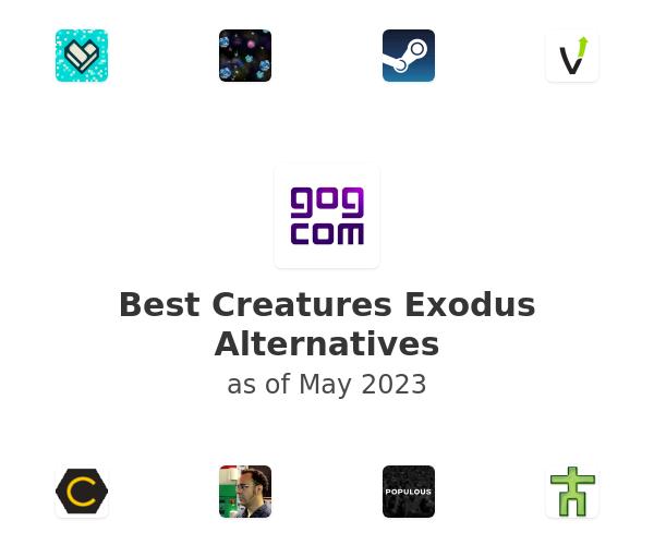 Best Creatures Exodus Alternatives