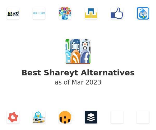 Best Shareyt Alternatives