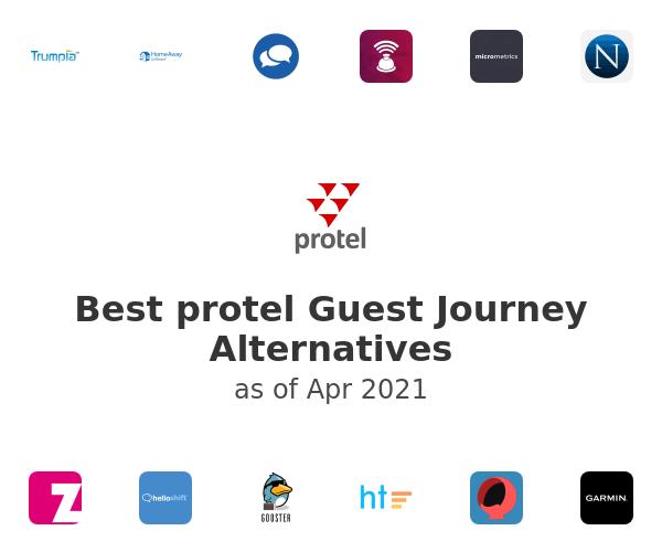 Best protel Guest Journey Alternatives