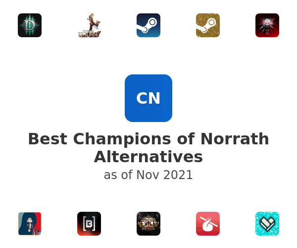Best Champions of Norrath Alternatives