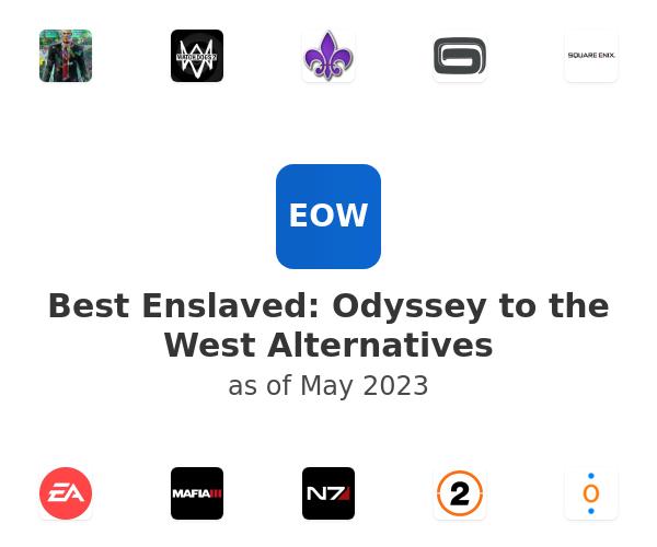 Best Enslaved: Odyssey to the West Alternatives