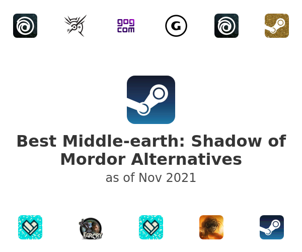 Best Middle-earth: Shadow of Mordor Alternatives