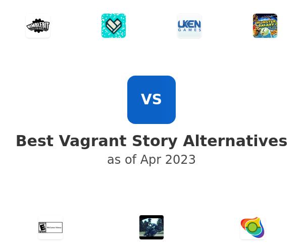 Best Vagrant Story Alternatives