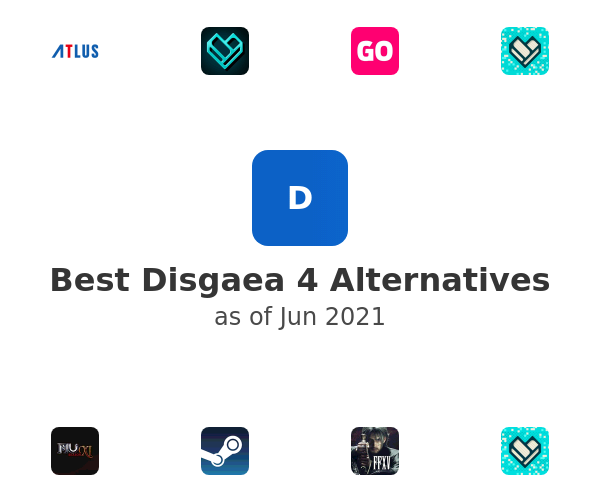 Best Disgaea 4 Alternatives