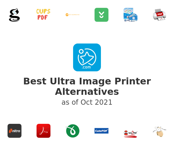 Best Ultra Image Printer Alternatives