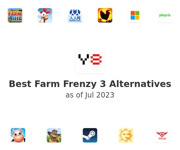 Best Farm Frenzy 3 Alternatives