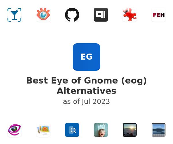 Best Eye of Gnome (eog) Alternatives