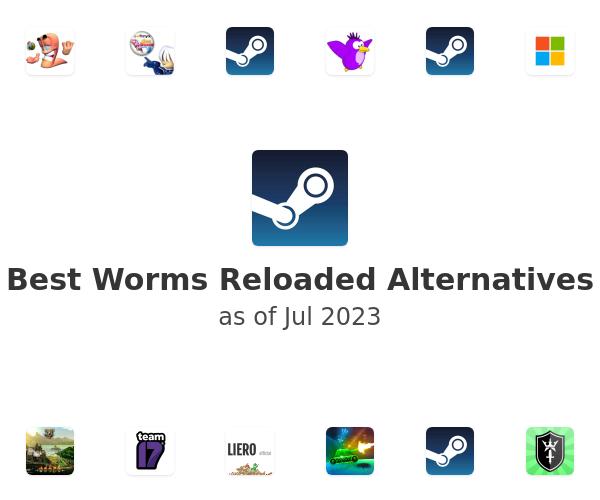 Best Worms Reloaded Alternatives