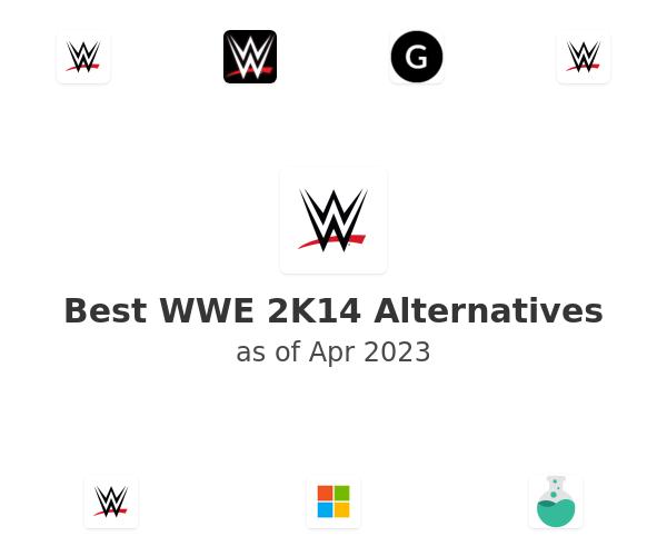 Best WWE 2K14 Alternatives