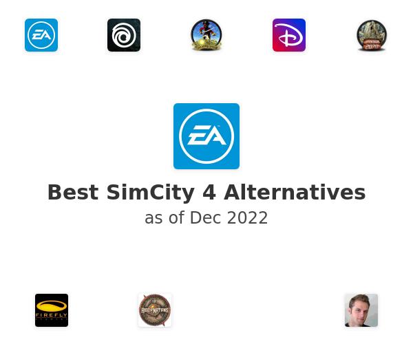 Best SimCity 4 Alternatives