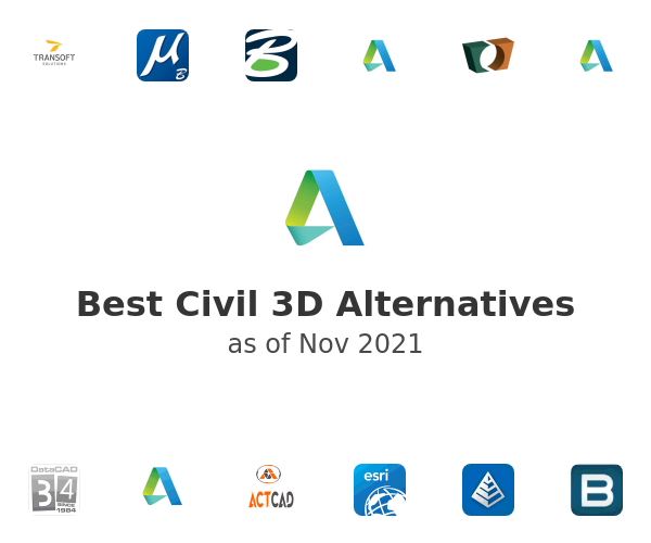 Best Civil 3D Alternatives