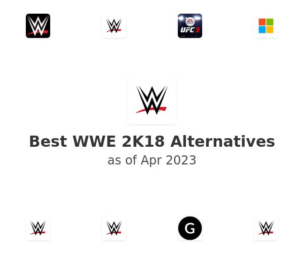 Best WWE 2K18 Alternatives