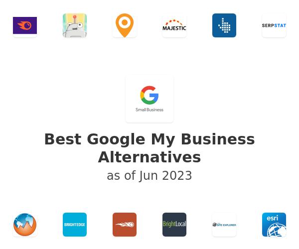 Best Google My Business Alternatives