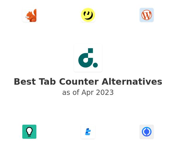 Best Tab Counter Alternatives